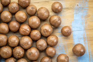 How to Honey-Roast Macadamia Nuts