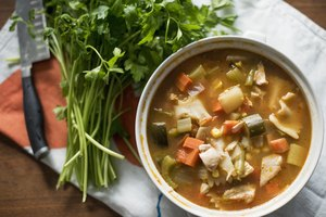 The Best Spices and Herbs for Vegetable Soup