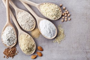 Substitutes for Spelt Flour