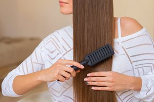 How to Get Rid of Short Hairs That Stick Up