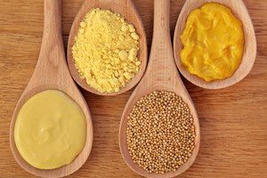Substitutions for Coarse Ground Mustard