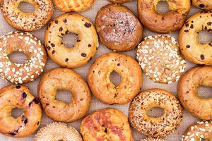 How to Microwave a Bagel