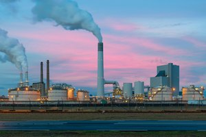Three Examples of Point Source Pollutants