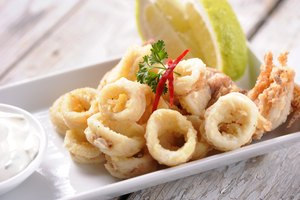 How to Reheat Restaurant Fried Seafood
