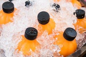 How Can I Flash-Freeze a Juice?