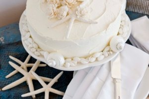 10-Piece Cake Cutting Guide