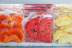 How to Eat Frozen Fruit