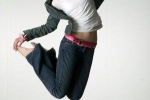 ¿Hacer saltos mini-trampolines te ayuda a perder peso?