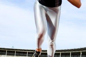 Cómo marcar el cuerpo corriendo