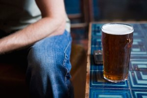 ¿Cuántas calorías tiene una pinta de cerveza?