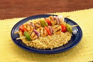 Comidas altas en carbohidratos y proteínas