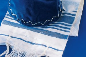 How to Clean a Tallit