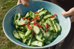 How to Use English Cucumbers