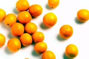 ¿Las naranjas son ácidas o alcalinas?