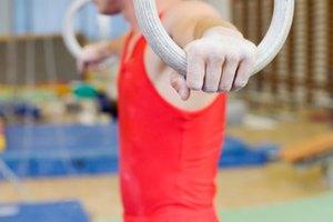 Entrenamientos de fuerza para gimnastas