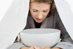 Cómo usar el vapor en caso de tos