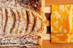 Composición química del pan blanco