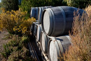 How to Sweat Whiskey Barrels