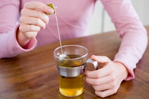 How to Use a Tea Bag for a Sty