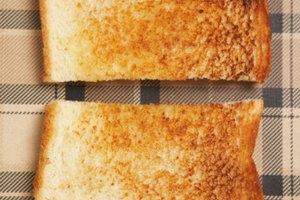 El pan tostado con mantequilla y el fisicoculturismo