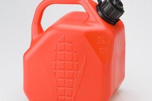 Mezcla de combustible del motor fuera de borda: relación de aceite a gasolina