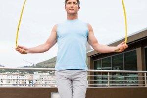 Rutinas de ejercicio para saltar la cuerda