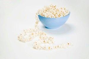 ¿Las palomitas de maíz causan estreñimiento?
