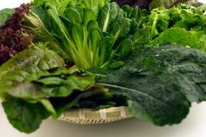 Lista de alimentos bajos en fósforo