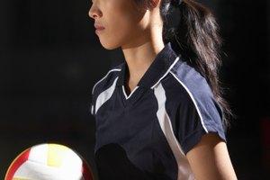 Golpes legales e ilegales en voleibol