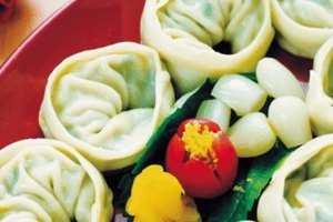 How to Steam Potstickers