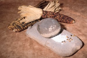 What Kind of Bread Did American Indians Eat?