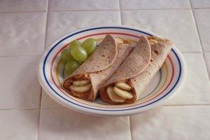 ¿Son saludables las bananas y la mantequilla de maní?