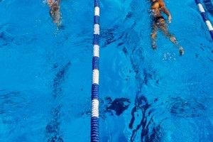 Técnicas de natación de dorso