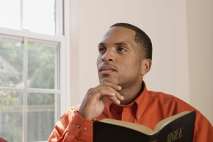 Ideas for a 30 Minute Bible Study