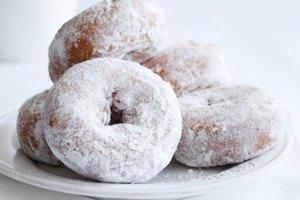 ¿Cuántas calorías tiene una rosquilla?