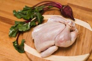 Valor nutricional de las mollejas de pollo