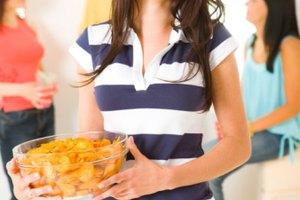 ¿Cuáles son los chips de patatas más saludables?