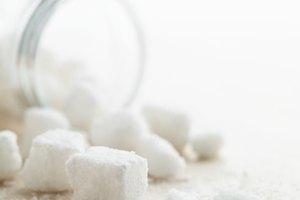 ¿Cuántas calorías hay en un gramo de azúcar?