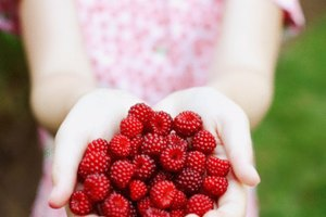 How to Remove the Seeds From Raspberries