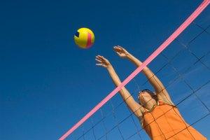 Juegos divertidos de voleibol para niños
