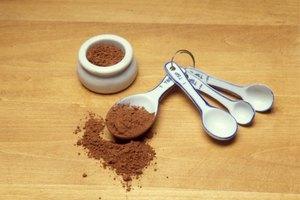 Información nutricional del cacao en polvo