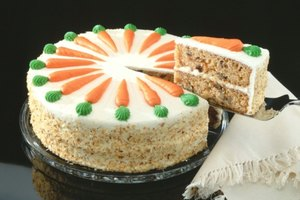How to Freeze Carrot Cake