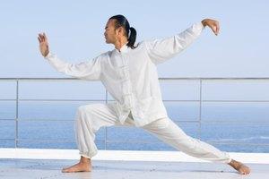 Las técnicas básicas para el Kung Fu Shaolin