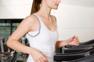 Me siento débil cuando hago ejercicio