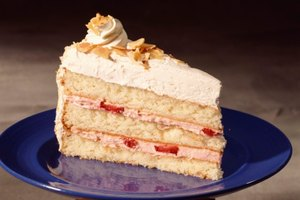How to Stack a Three-Layer Cake