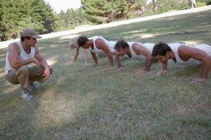 ¿Cuántas flexiones de brazos hace falta hacer por día para ser musculoso?