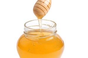 ¿Cuántas calorías hay en una cucharadita de miel?