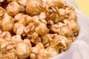 How to Keep Caramel Corn Fresh
