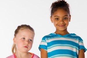 La altura y el peso medio de los niños de 10 años