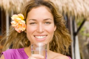 Dieta a base de agua durante 48 horas